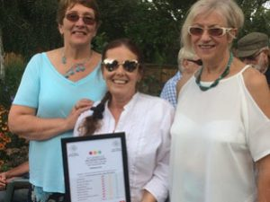 Wellbeing Link recognised for work in community